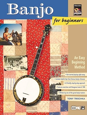 Banjo for Beginners By Trischka, Tony